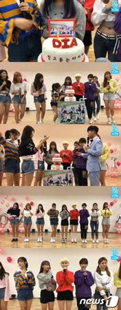 韓国ガールズグループ「DIA」が、デビュー2周年を迎えた。(提供:news1)