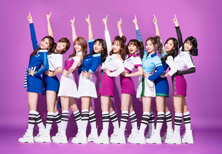 「TWICE」、日本初のオリジナル曲「One More Time」のリリースが決定! (オフィシャル)