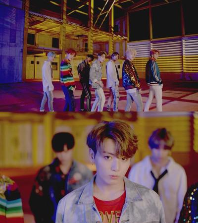 韓国の人気アイドルグループ「防弾少年団」のニューアルバムタイトル曲がついにベールを脱いだ。(提供:news1)