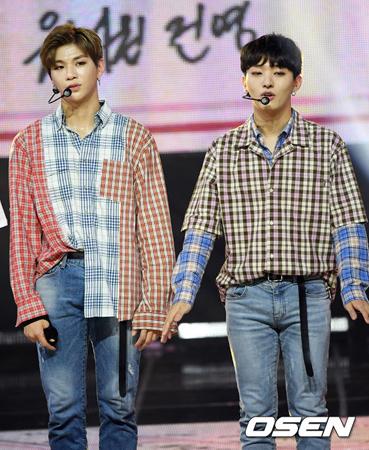 韓国アイドルグループ「Wanna One」のメンバー、カン・ダニエル(20)とユン・ジソン(26)が悪質なネットユーザー告訴に関連し、警察の参考人調査を受けた。