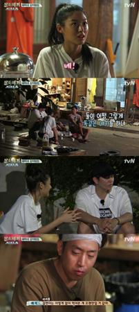 韓国人気バラエティー番組「三食ごはん」のメンバーは、ソリョン(AOA)への愛情を示した。(提供:OSEN)