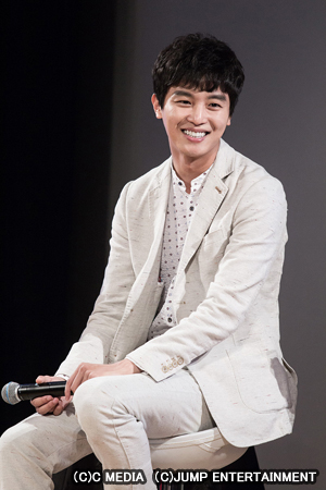 俳優ヨン・ウジン