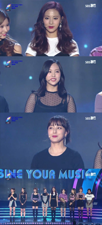 韓国ガールズグループ「TWICE」が、音源クイーンとなった。(提供:news1)