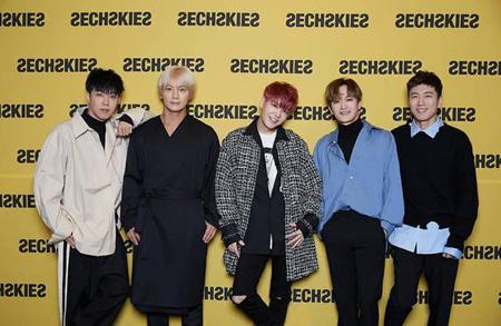 「Sechs Kies」リーダーのウン・ジウォン、5thアルバム発表は「デビューするような気分」(提供:news1)