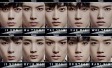 韓国TSエンターテインメントの10人組ボーイズグループ「TRCNG」のデビューフォトがメンバー全員分公開された。(提供:OSEN)