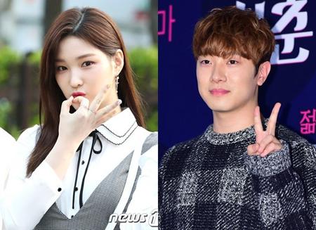 韓国ガールズグループ「LABOUM」側が、メンバーのユルヒ(19)と「FTISLAND」ミンファン(24)の熱愛について公式コメントを発表した。(提供:news1)