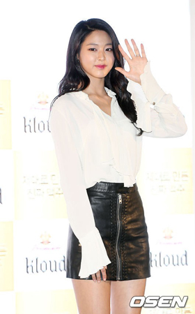 2017年9月の韓国女性広告モデルブランド評判の調査結果、1位が「AOA」ソリョン、2位が女優キム・ソヒョン、3位がIU(アイユー)となった。(提供:OSEN)
