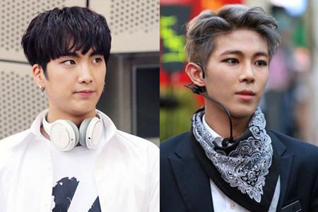 韓国アイドルグループ「SPEED」のセジュン(23)とキオ(KI-O、23)がKBS「THE UNIT」に出演する。(提供:OSEN)