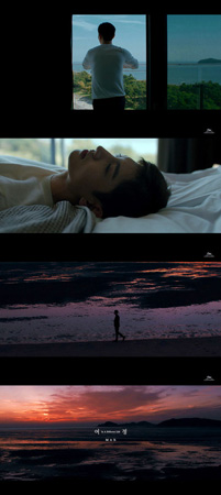 韓国の人気グループ「東方神起」チャンミン(29)のソロ曲「In A Different Life」のライブ映像が本日(26日)、公開される。(提供:OSEN)