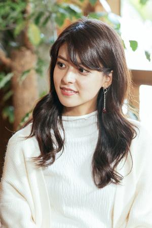 「ようこそ韓国は初めてだよね? 」MCシン・アヨンの代わりに、日本女優のフジイ・ミナ(藤井美菜、29)がスペシャルMCに抜てきされた。(提供:OSEN)