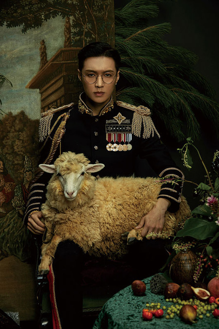 「EXO」LAY(レイ)、10月7日にソロカムバックを確定(提供:OSEN)