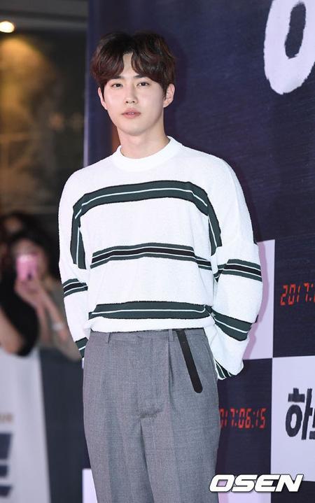 「EXO」SUHO(スホ)、映画「女子中学生A」の主演に決定