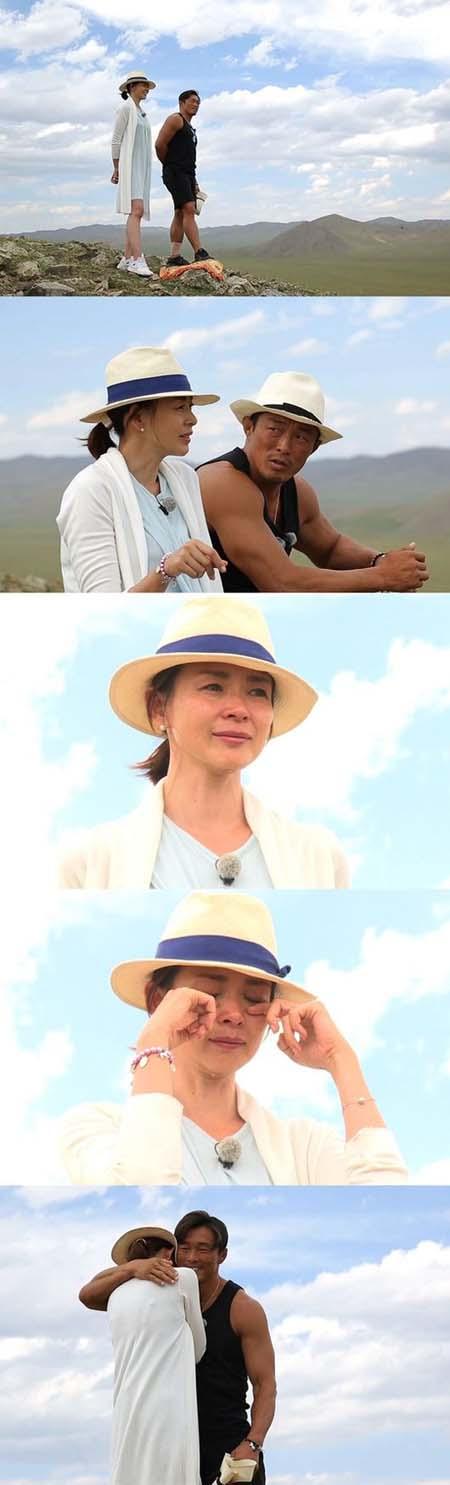 サランちゃん一家出演のリアリティ番組「チュブリー家がやってきた」、最終回でSHIHOが号泣(提供:OSEN)