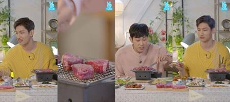 韓国の人気グループ「東方神起」チャンミン(29)が秋夕(チュソク/旧盆)の計画を明かした。(提供:OSEN)
