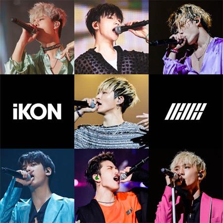 「iKON」、初のドームツアーLIVE DVD & Blu-rayがオリコンウィークリーDVD音楽ランキング1位獲得! (オフィシャル)