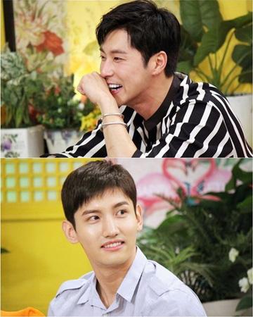 韓国の人気グループ「東方神起」が軍除隊後、初めてバラエティ番組に出演する。(提供:OSEN)