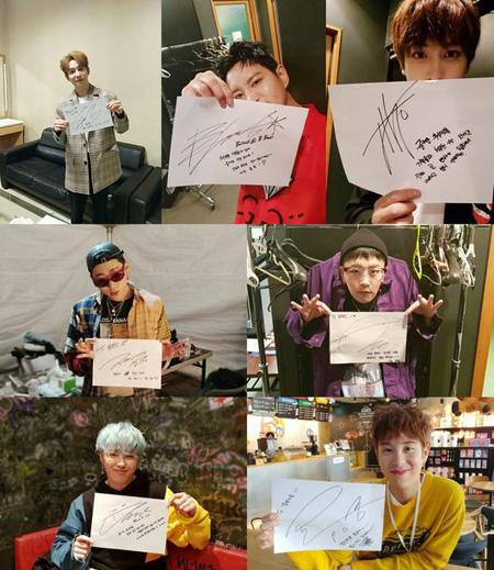 「Block B」、秋夕(旧盆)メッセージと共にカムバックを予告? 「すぐに会えるから、お楽しみに! 」(提供:OSEN)
