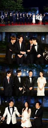 韓国SBSの新規バラエティ番組「マスターキー」の収録現場が公開された。(提供:OSEN)