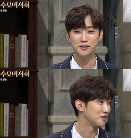 韓国ボーイズグループ「B1A4」メンバーのジニョンが、番組で「体力はなくはない」と明らかにした。(提供:OSEN)