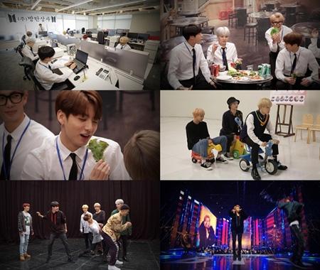 「防弾少年団」の魅力詰まった番組「BTSカウントダウン」、12日初放送へ(提供:news1)
