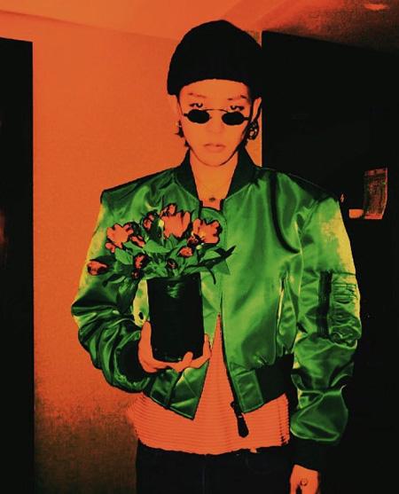 G-DRAGON(BIGBANG)、レオンに変身! (提供:OSEN)