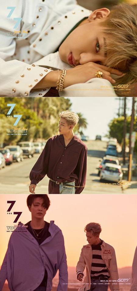 「GOT7」BamBam、魅惑的なカムバックティザー公開! (提供:OSEN)