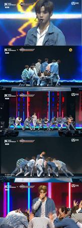 韓国ボーイズグループ「Wanna One」が、オーストラリアのファンのハートまでがっちりとつかんだ。(提供:OSEN)
