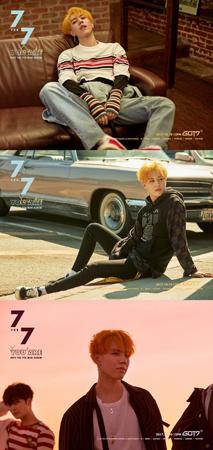 韓国アイドルグループ「GOT7」がカムバックを控え、個人ティザーの最後の主人公ユギョムのティザーを公開した。(提供:OSEN)