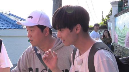 「NU'EST」JR、バラエティ番組で流ちょうな日本語を披露! (提供:OSEN)