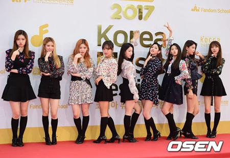 韓国ガールズグループ「gugudan」が、11月初めの新曲発表を決定した。(提供:OSEN)