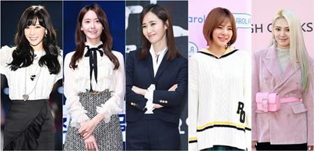 韓国ガールズグループ「少女時代」が危機に陥った。(提供:OSEN)