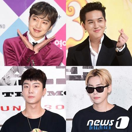 「WINNER」、tvN「花より青春」収録のため出国…到着地は非公開