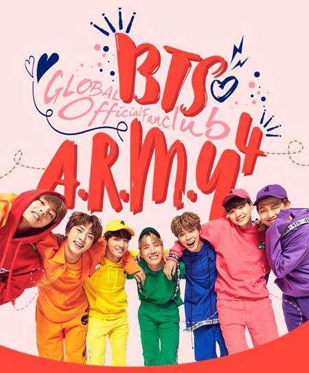 韓国アイドルグループ「防弾少年団」のためのポップアップギャラリーがニューヨークに設けられる。(提供:OSEN)