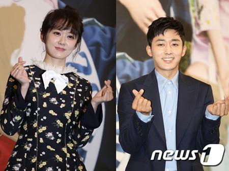 韓国女優チャン・ナラ(36)がパートナーのソン・ホジュン(33)に対する愛情を示した。