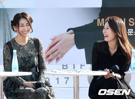 日本の女優・中山美穂が変わらず映画「Love Letter」を愛する韓国ファンに感謝の言葉を述べた。
