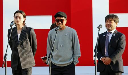菅田将暉、主演映画を引っ提げ2度目の釜山! 約2000人の海外映画ファンを熱狂の渦に(オフィシャル)