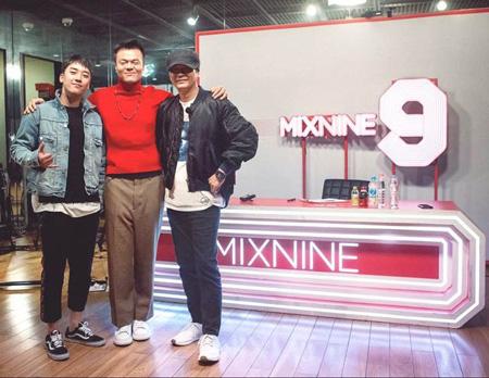 歌手パク・チニョン、「MIX NINE」に審査員として参加