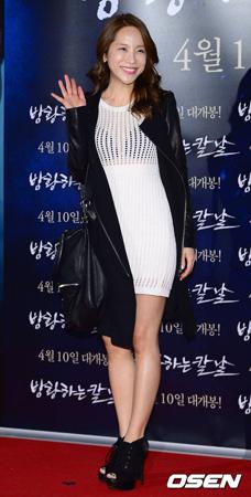 韓国ガールズグループ「JEWELRY」元メンバーのチョ・ミナ(33)が、悪質コメント掲載者の告訴について心境を打ち明けた。(提供:OSEN)