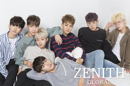 韓国アイドルグループ「RAINZ」が画報を通して魅力を発散した。(提供:OSEN)