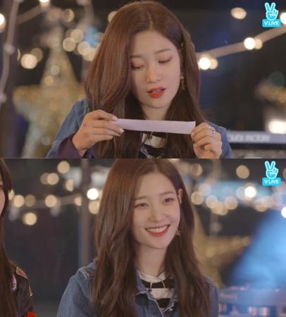 韓国ガールズグループ「DIA」メンバーのチェヨンが、事務所からのアドバイスを公開した。(提供:OSEN)