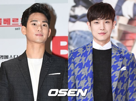 韓国俳優キム・スヒョンに続き、イ・ジュン(元MBLAQ)が24日に入隊する。(提供:OSEN)