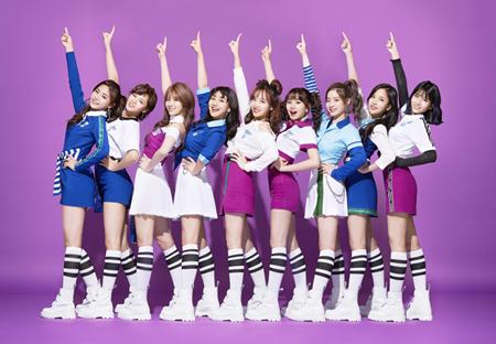 「TWICE」、日1stシングル「One More Time」がオリコン週間ランキング1位獲得! (オフィシャル)