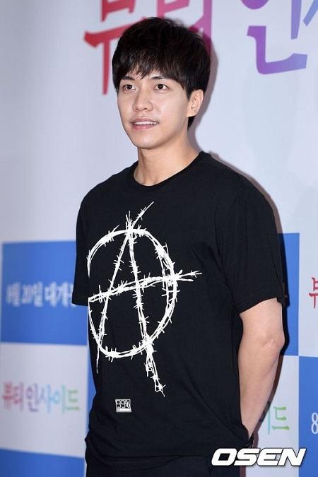 俳優イ・スンギ、10月31日に除隊へ(提供:OSEN)