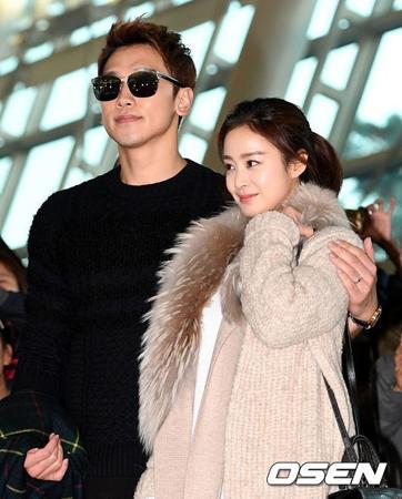 韓国歌手Rain(ピ)&女優キム・テヒ夫婦に第1子女児が誕生し、熱い祝福を受けている中、キム・テヒ側が今後の活動について明らかにした。(提供:OSEN)