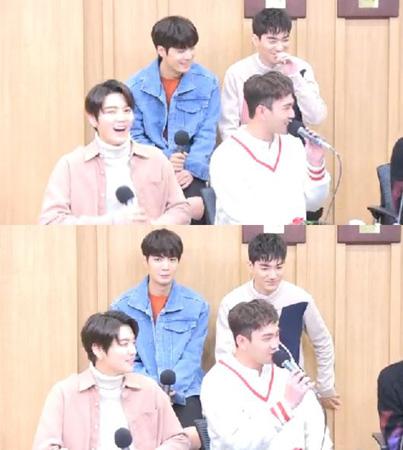 韓国アイドルグループ「NU'EST W」がMnet「プロデュース101(PRODUCE 101)シーズン2」以降、人気を実感していると明らかにした。(提供:OSEN)