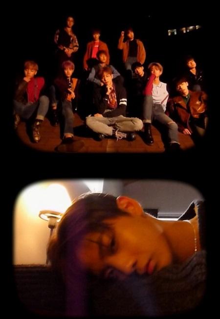 「Wanna One」、シネマティックコンセプトティザー映像公開! (提供:news1)