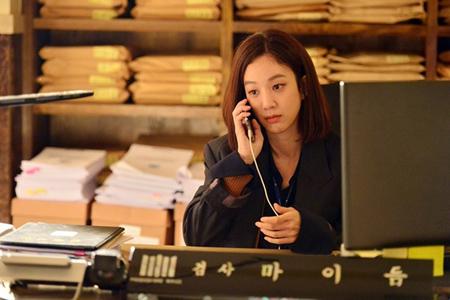 ドラマ「魔女の法廷」出演のチョン・リョウォン、視聴率1位に感謝 「感動してくださり光栄」(提供:news1)