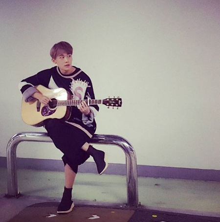 「THE UNIT」出演のシユン(元PARAN、U-KISS)、自作曲「そのときの君」発表(提供:news1)
