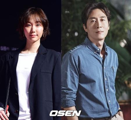 韓国女優イ・ユヨンが、交際相手で俳優のキム・ジュヒョクが死亡したという知らせを受け、収録をすぐに中断した。(提供:OSEN)
