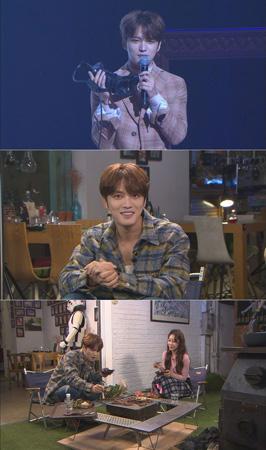 「JYJ」ジェジュン、ファンを見て目頭を熱くし「信じてくれたファンのために成長する」=SBS「本格芸能一夜」(提供:OSEN)